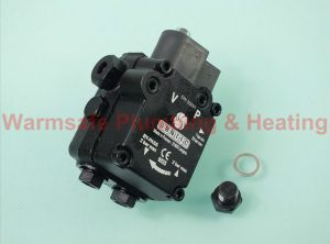 Worcester Bosch 87161570140 Oil Pump (Genuine Part)
