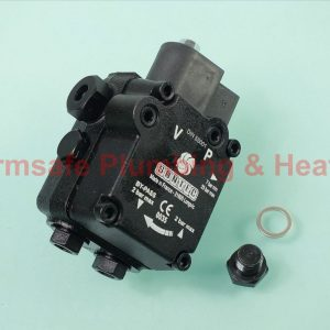 Worcester Bosch 87161570140 Oil Pump (Genuine Part)