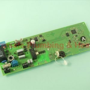 Worcester Bosch 87186871640 printed circuit board