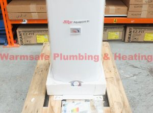 Zip Aquapoint III 83630055 Unvented 50L Water Heater (Multiple Outlet) AP3/50