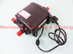 Center D01673 (CB) twin shower pump 1.5bar