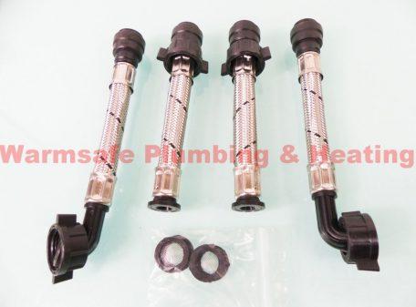 Center D01673 (CB) twin shower pump 1.5bar