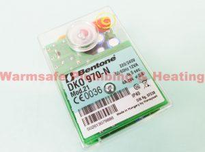 Worcester Bosch 8716118364 Satronic oil burner safety control (DKO972)