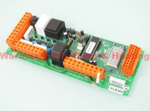 Gledhill GT155 systemate 3 printed circuit board