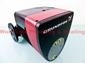 Grundfos Magna 1 32-120 PN6/10 97924167 flanged end single phased 230v length 220mm