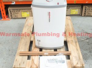 Heatrae Sadia Multipoint Horizontal Unvented Water Heater-7037040