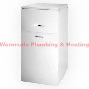 Worcester Greenstar FS 42CDI Floor Standing Regular Boiler LPG ErP 7731600105 & Standard Flue