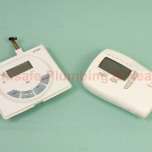Drayton LP10RF programmer and digistat with +2RF