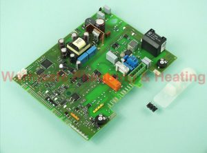 Worcester 87483007130 Greenstar Junior 24i & 28i PCB after FD:988