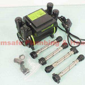 Salamander Xtra CT50 twin shower pump 1.5bar