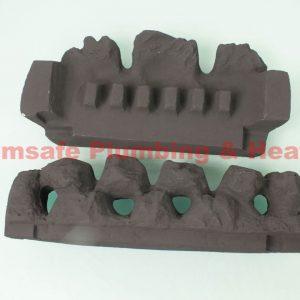 Valor 5108463 ceramics set coals