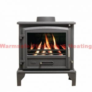 Valor Ridlington Multi-Fuel Solid wood Stove 0594431
