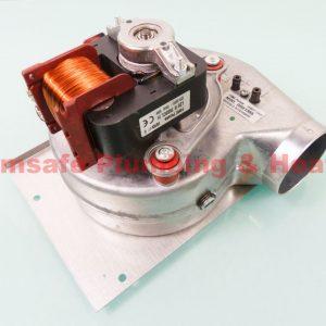 Worcester Bosch 87161214560 fan assembly system 24kw
