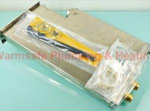 Worcester Bosch 87161212050 condenser unit