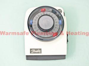 danfoss 087N652100 102 24hr mechanical mini programmer
