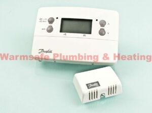 danfoss 087n789200 tp9000 programmable thermostat 1