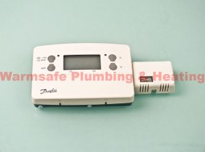 danfoss 087n789200 tp9000 programmable thermostat