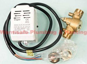 drayton za5 679 2 motorised valve