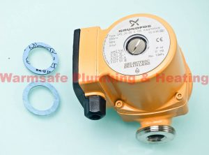 grundfos 97549426 ups 15 50 n 130 bronze pump hot water circulator