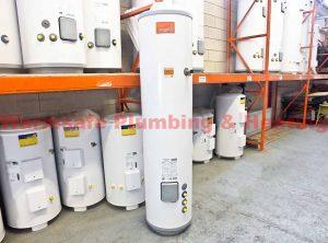 heatrae sadia megaflo eco 7034091 slimline 200i indirect unvented hot water cylinder with kit