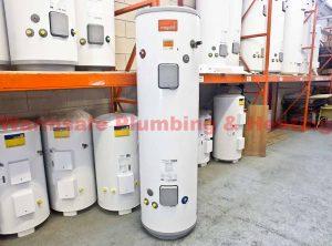 heatrae sadia megaflo eco 95050475 300i indirect unvented hot water cylinder with kit