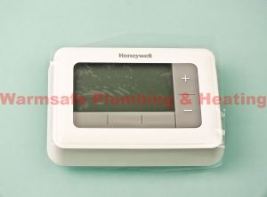 honeywell t4h110a1021 7 day wired programmable thermostat