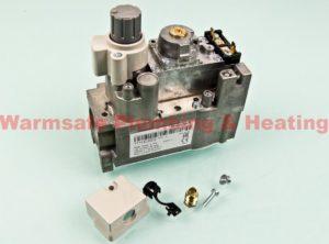 honeywell v4600a1023u compression gas valve 240v 1