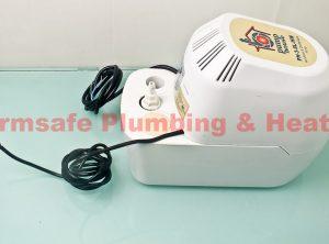pump house ph 3.8l hw prv & boil condensate removal pump