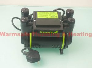 salamander ct75xtra positive twin shower pump