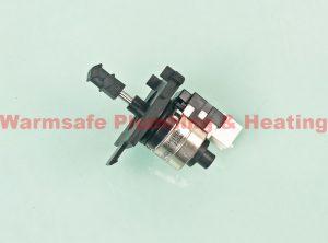 worcester 87186828390 motor diverter valve
