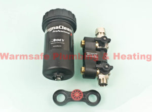 adey cp1 03 00022 magnaclean professional 2 filter 22mm black