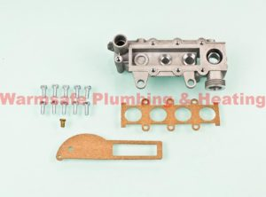 chaffoteaux 60081669 gas section assembly