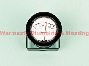 dwyer 2 5000 125pa minihelic ii differential pressure gauge 0 125pa