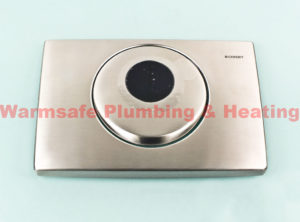 geberit 115.890.00.1 mambo automatic infra red wc flush plate