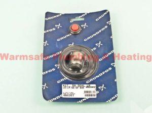 grundfos 485351 lm lp nm np 16mm shaft seal bube kit