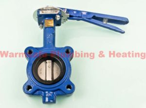 hattersley hnh c4970 butterfly valve 65mm