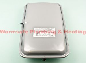heatline 0020126680 expansion vessel 8 litres