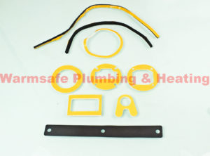 ideal 170940 gasket kit complete boiler m series