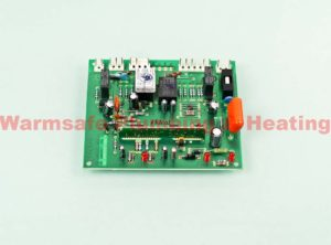 ideal 172853 printed circuit board 41 spare c w standoffs