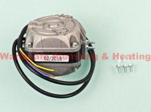 pump house universal multi fit fan motor 10w 230 240v 50 60hz 1300 1550rpm