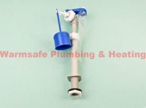 thomas dudley 320714 hydroflo telescopic bottom inlet equilibrium valve with float
