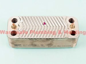 alpha 1.022222 dhw heat exchanger