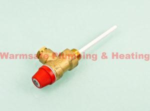 glow worm 0020038167 temperature pressure relief valve