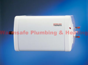 heatrae sadia 7037044 multipoint 50 litre 3kw horizontal unvented water heater