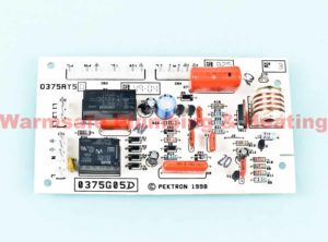 malvern 7707 sequence printed circuit board