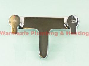 armitage shanks b3309aa sandringham deck mounted two hole bath filler