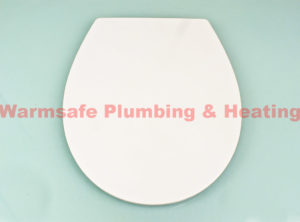 armitage shanks e131701 sandringham 21 seat and cover with metal hinges