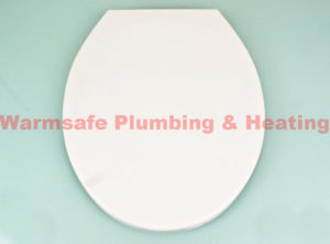 armitage shanks s405001 astra toilet seat and cover white