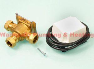 danfoss 087n664600 hs3b 22mm 3port valve