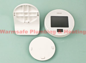 ideal 214216 touch rf programmable room thermostat